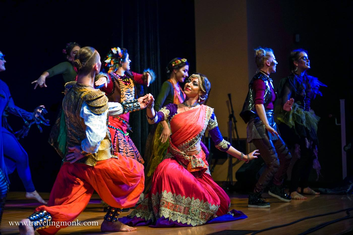 Sitaram USA Sita and ram final dance (USA)